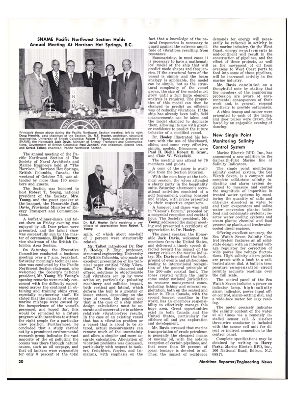 Maritime Reporter Magazine, page 18,  Dec 1977