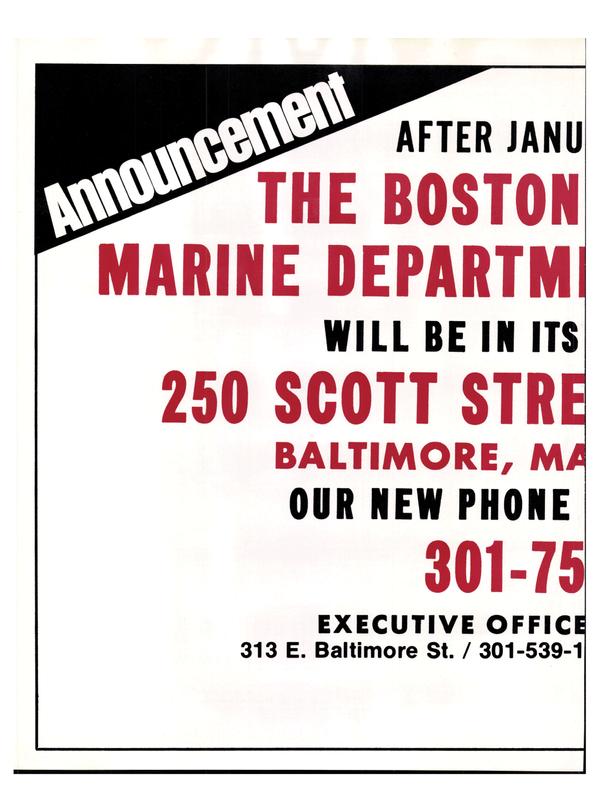 Maritime Reporter Magazine, page 30,  Dec 1977
