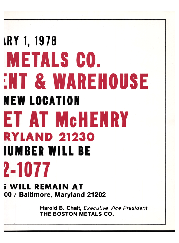 Maritime Reporter Magazine, page 31,  Dec 1977 WAREHOUSE DEW LOCATION ET AT McHENRY RYLAND
