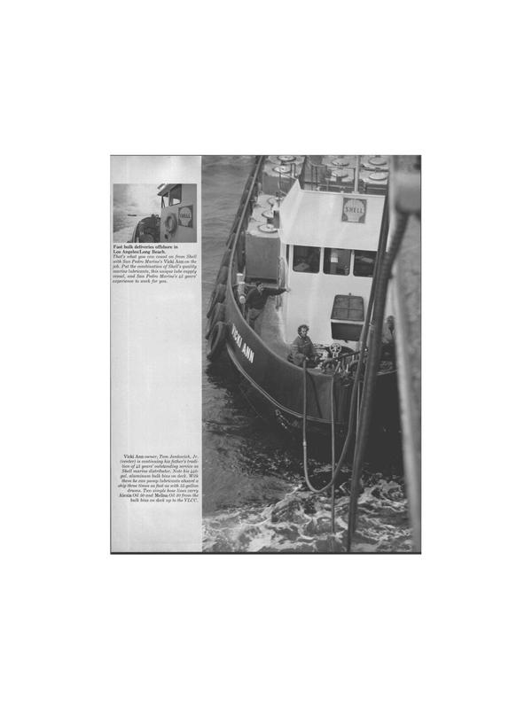 Maritime Reporter Magazine, page 22,  Mar 1978 Tom Jankovich , Jr.