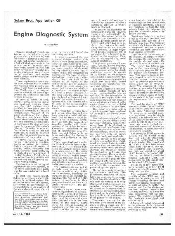 Maritime Reporter Magazine, page 35,  Jul 15, 1978