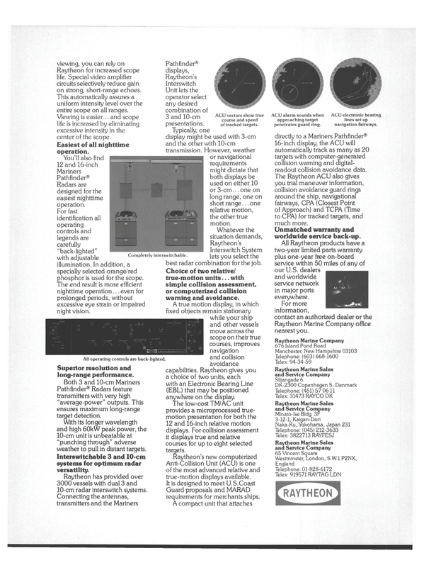Maritime Reporter Magazine, page 27,  Nov 1978
