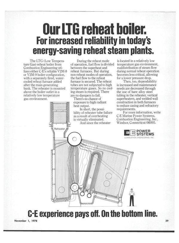 Maritime Reporter Magazine, page 45,  Nov 1978