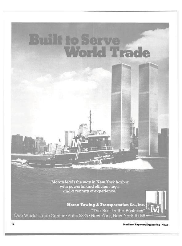 Maritime Reporter Magazine, page 12,  Apr 1980