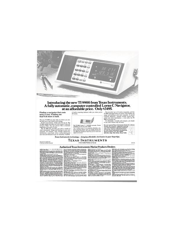 Maritime Reporter Magazine, page 15,  Apr 15, 1980 North Carolina