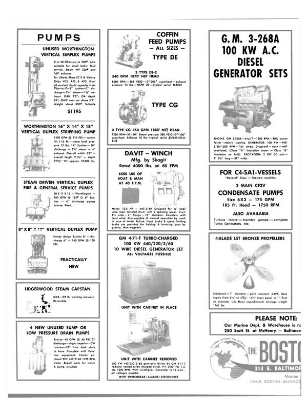 Maritime Reporter Magazine, page 34,  Jun 15, 1980