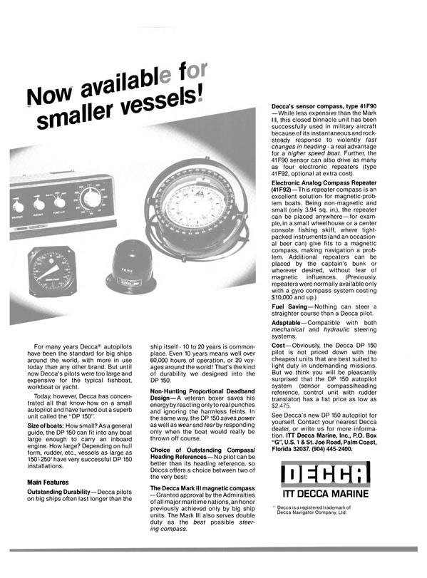Maritime Reporter Magazine, page 15,  Aug 1980 energy