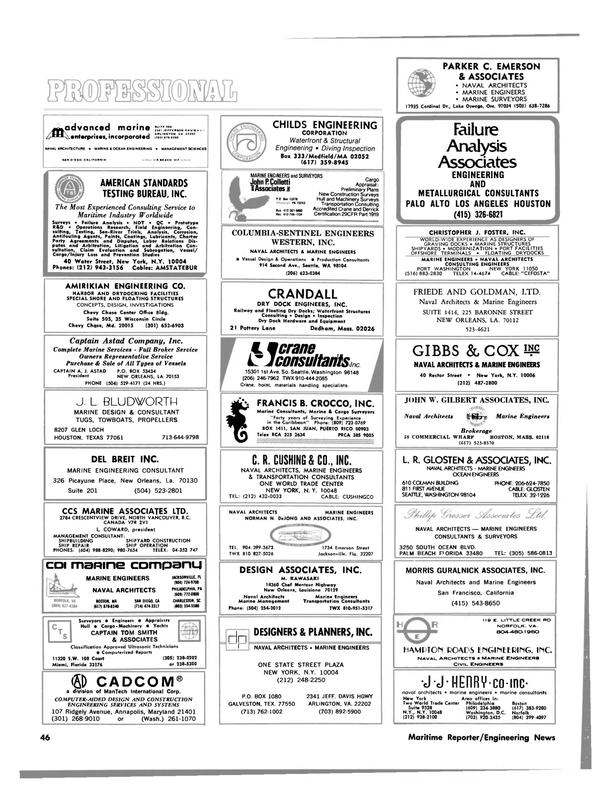 Maritime Reporter Magazine, page 44,  Aug 1980 British Columbia