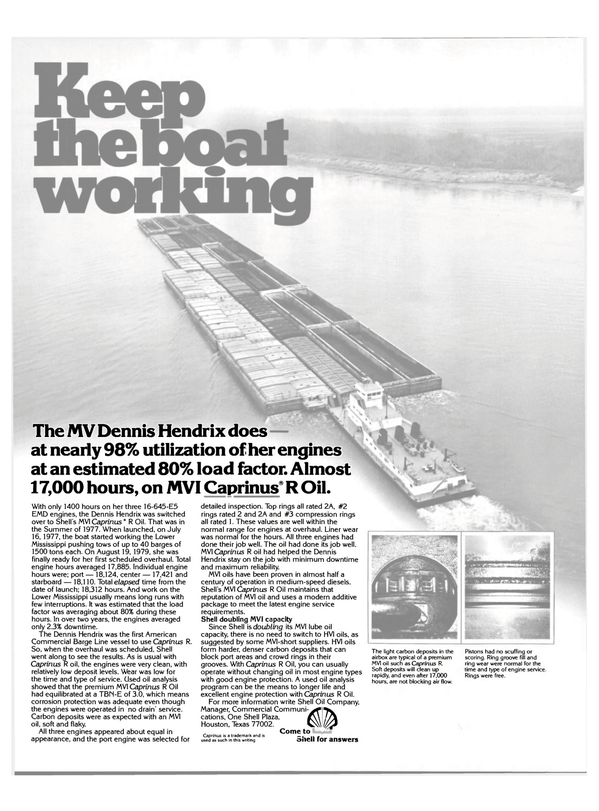 Maritime Reporter Magazine, page 10,  Sep 1980