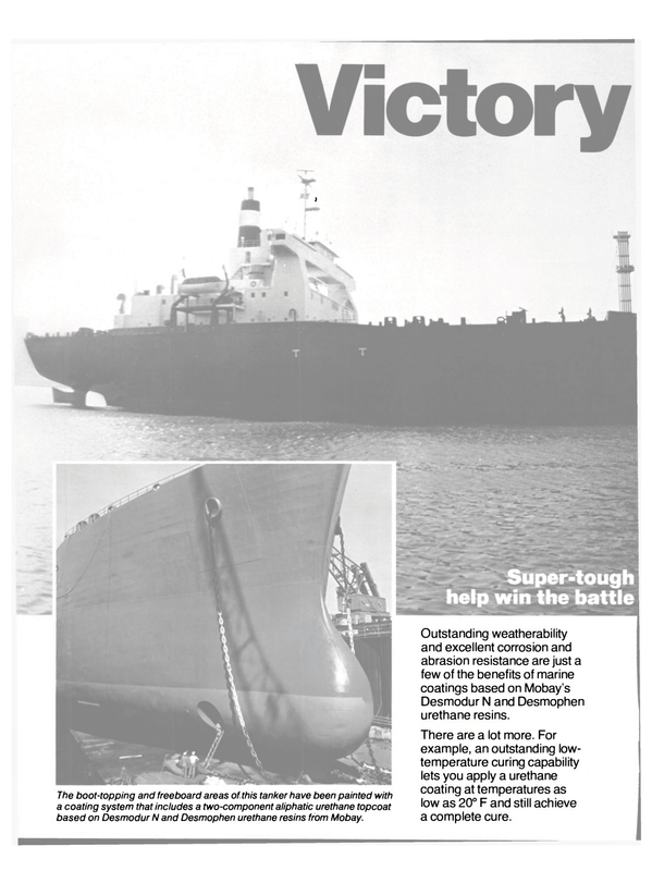 Maritime Reporter Magazine, page 18,  Sep 15, 1980 Mobay