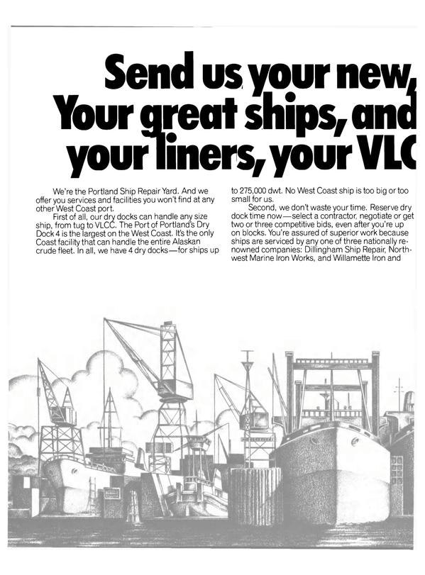 Maritime Reporter Magazine, page 6,  Nov 15, 1980