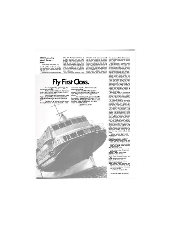 Maritime Reporter Magazine, page 22,  Dec 1980 potable water pumps