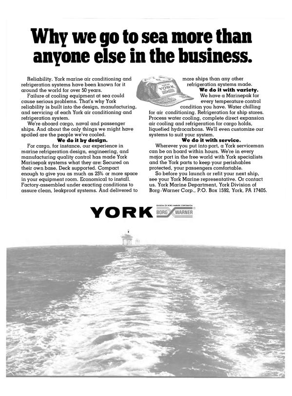 Maritime Reporter Magazine, page 28,  Mar 15, 1981