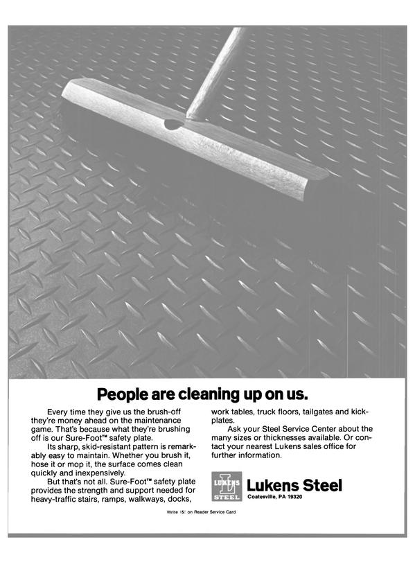 Maritime Reporter Magazine, page 48,  Apr 15, 1981 Lukens Steel