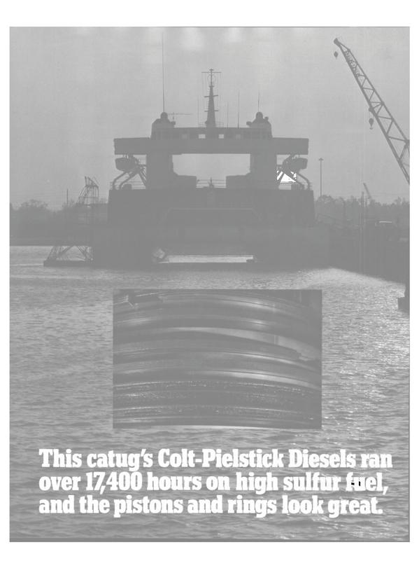Maritime Reporter Magazine, page 34,  Jun 15, 1981