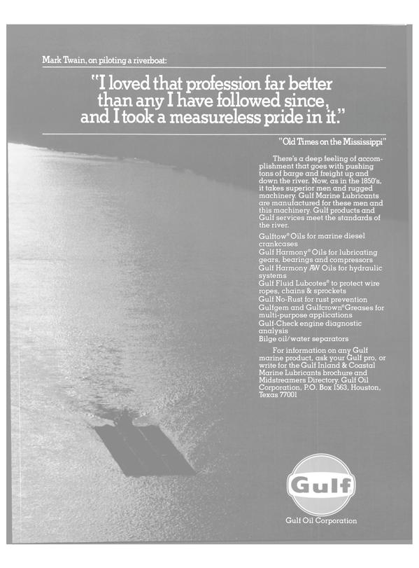 Maritime Reporter Magazine, page 21,  Jul 1981 oil/water separators