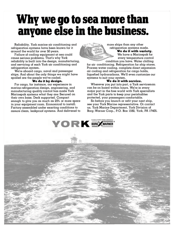 Maritime Reporter Magazine, page 38,  Sep 15, 1981