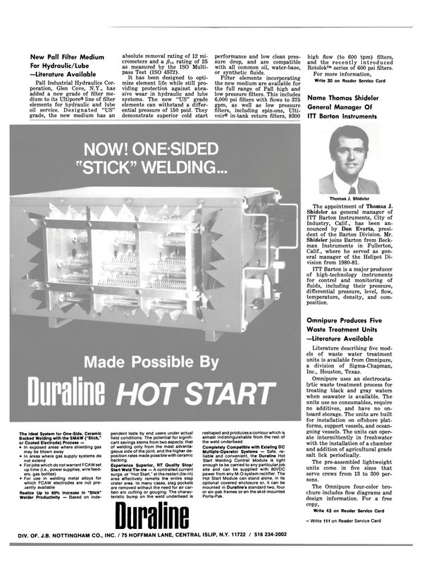 Maritime Reporter Magazine, page 60,  Nov 1981 Glen Cove