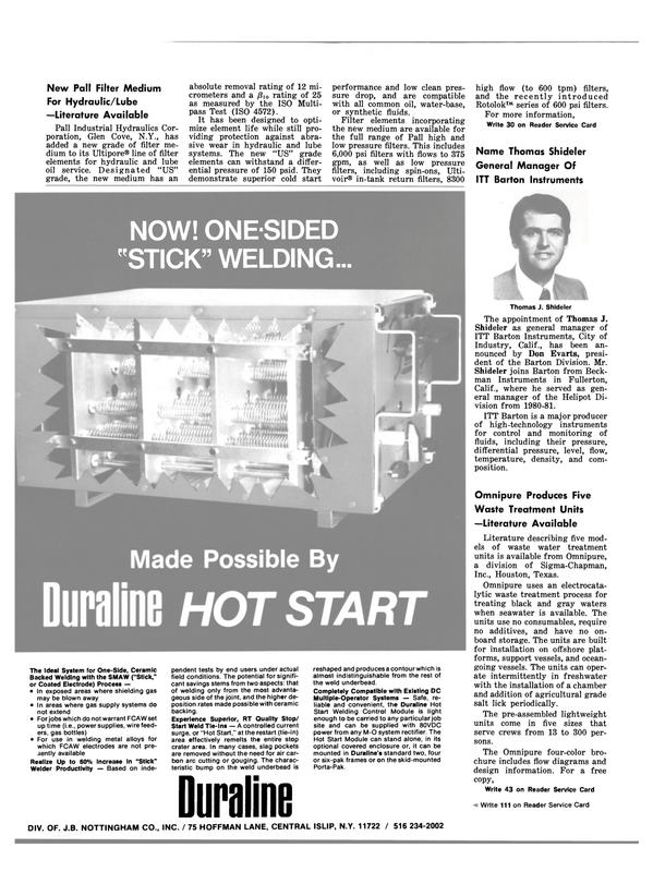 Maritime Reporter Magazine, page 60,  Nov 1981
