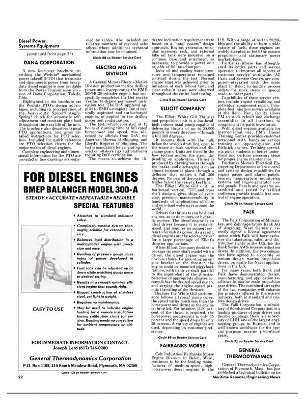 Maritime Reporter Magazine, page 20,  Mar 15, 1985 Joseph Leto
