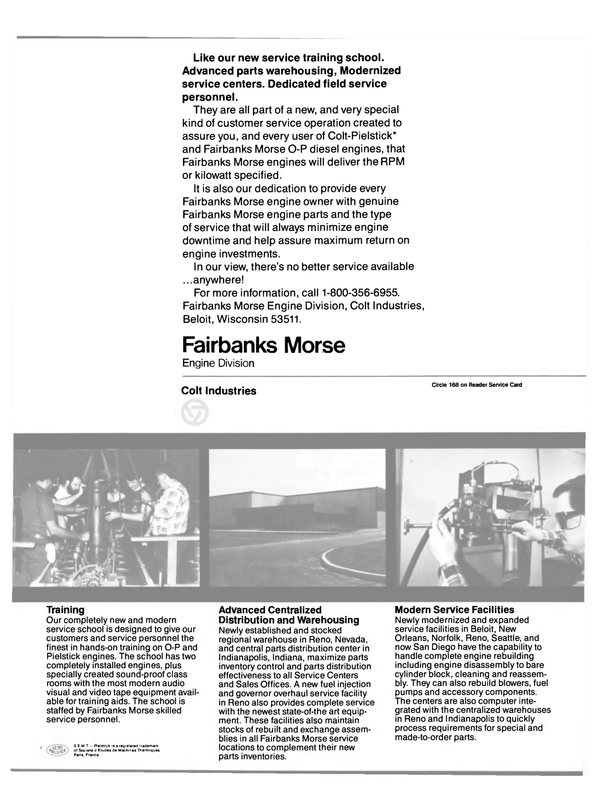 Maritime Reporter Magazine, page 9,  Jun 1985 Nevada