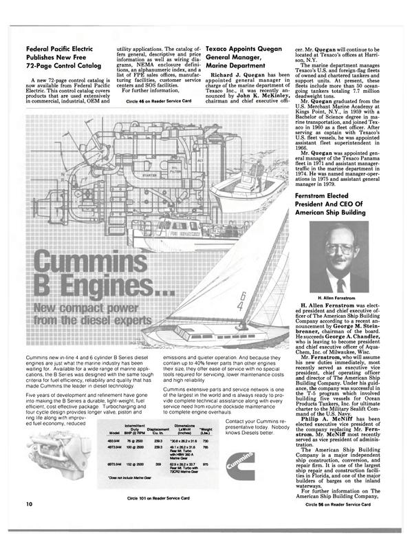 Maritime Reporter Magazine, page 8,  Dec 1985 T-5