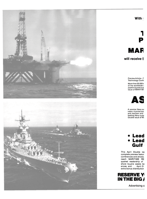 Maritime Reporter Magazine, page 12,  Feb 1986 7 Technology