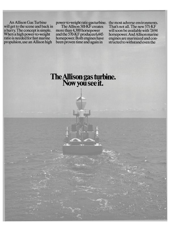 Maritime Reporter Magazine, page 30,  Feb 1986