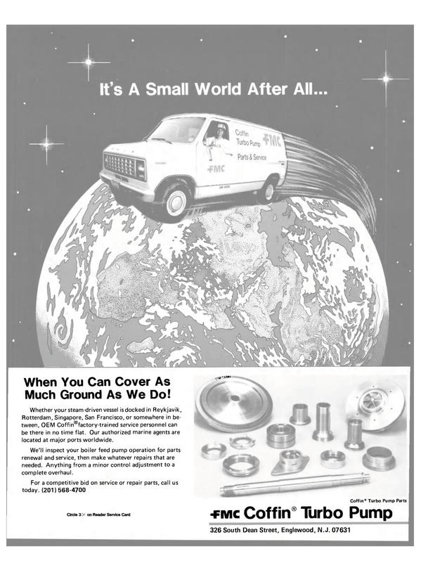 Maritime Reporter Magazine, page 39,  Apr 1986