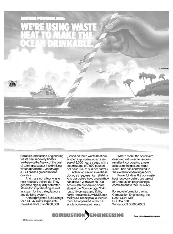 Maritime Reporter Magazine, page 11,  Jul 15, 1986
