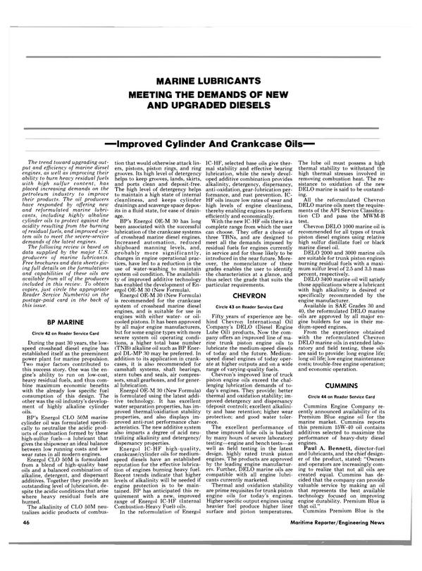 Maritime Reporter Magazine, page 46,  Jul 15, 1986 en