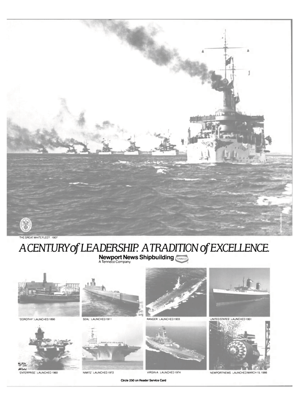 Maritime Reporter Magazine, page 28,  Sep 1986
