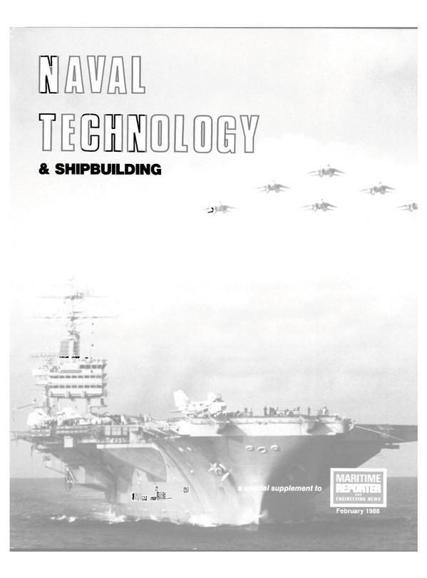 Maritime Reporter Magazine, page 25,  Feb 1988