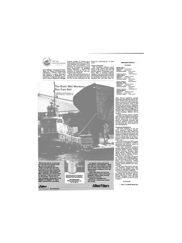 Maritime Reporter Magazine, page 24,  Apr 1988 Dennis E. Gregg