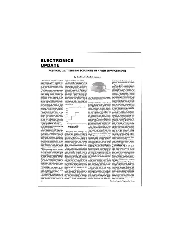 Maritime Reporter Magazine, page 54,  Apr 1988 Salt
