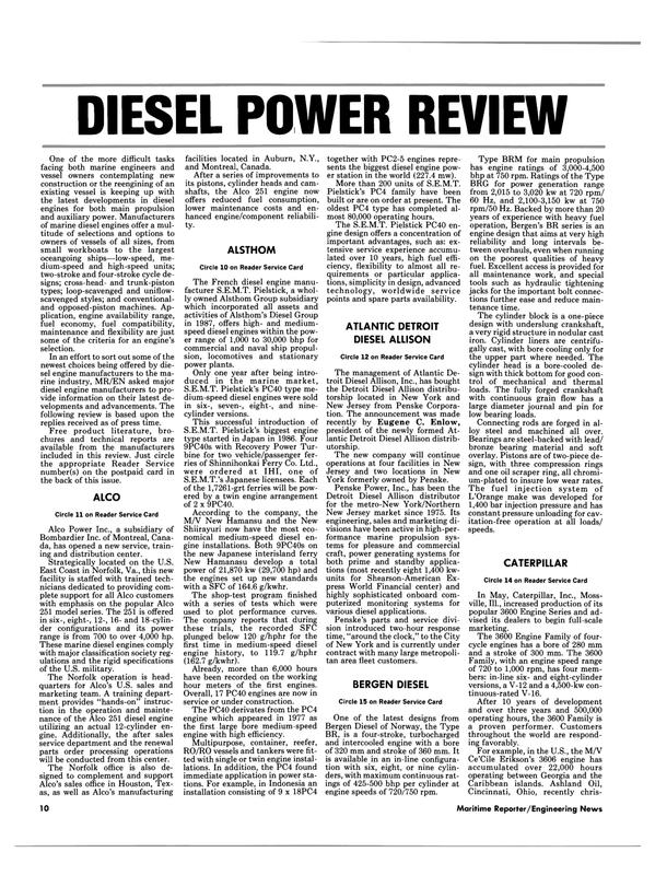 Maritime Reporter Magazine, page 8,  Jul 1988