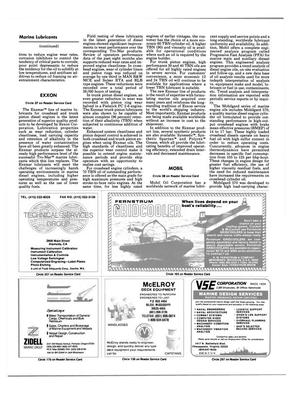 Maritime Reporter Magazine, page 44,  Jul 1988
