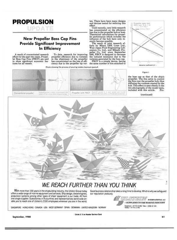 Maritime Reporter Magazine, page 55,  Sep 1988 marine equipment