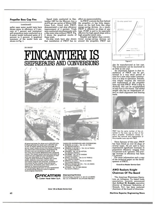Maritime Reporter Magazine, page 56,  Sep 1988