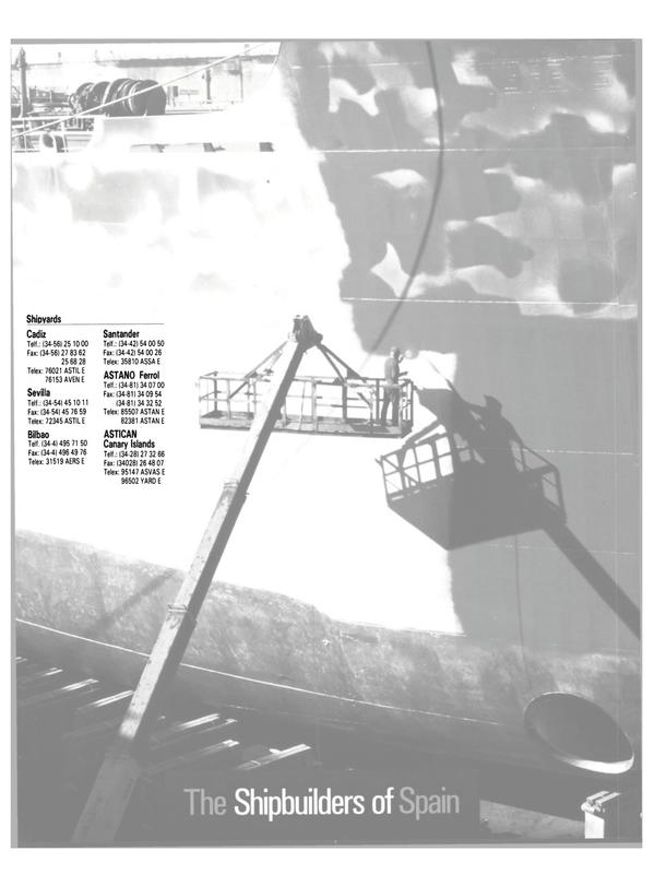 Maritime Reporter Magazine, page 31,  Oct 1988