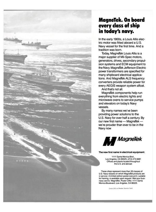 Maritime Reporter Magazine, page 11,  Nov 1988