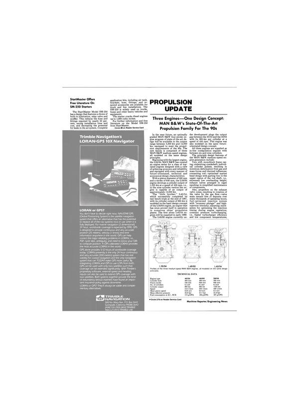 Maritime Reporter Magazine, page 6,  Dec 1988