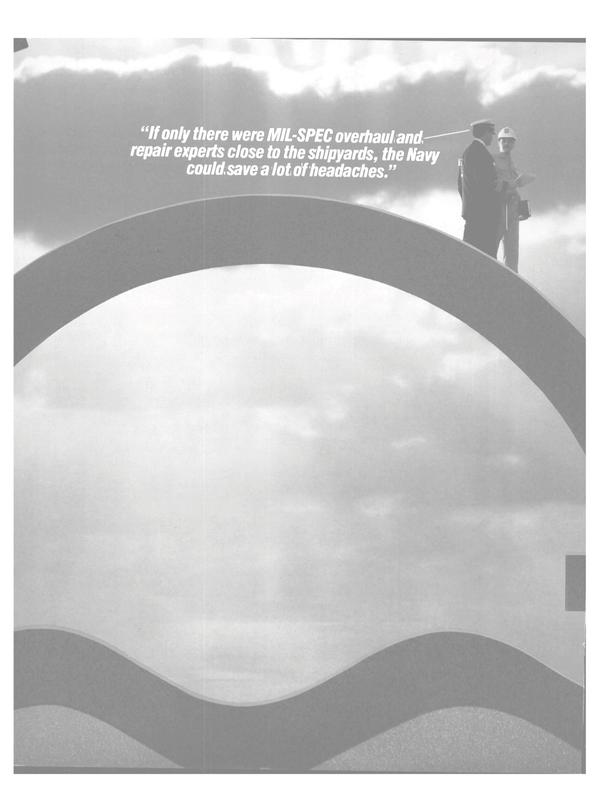 Maritime Reporter Magazine, page 50,  Apr 1989