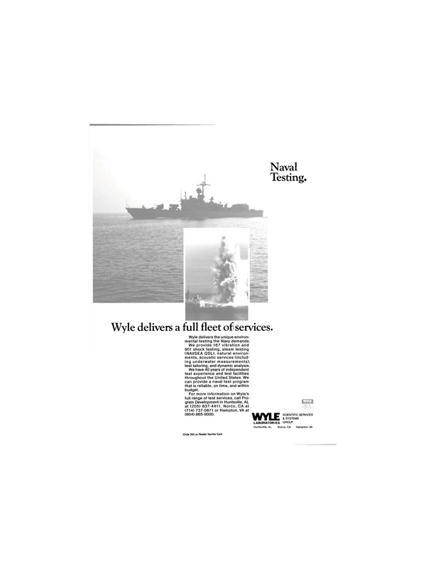 Maritime Reporter Magazine, page 30,  May 1989