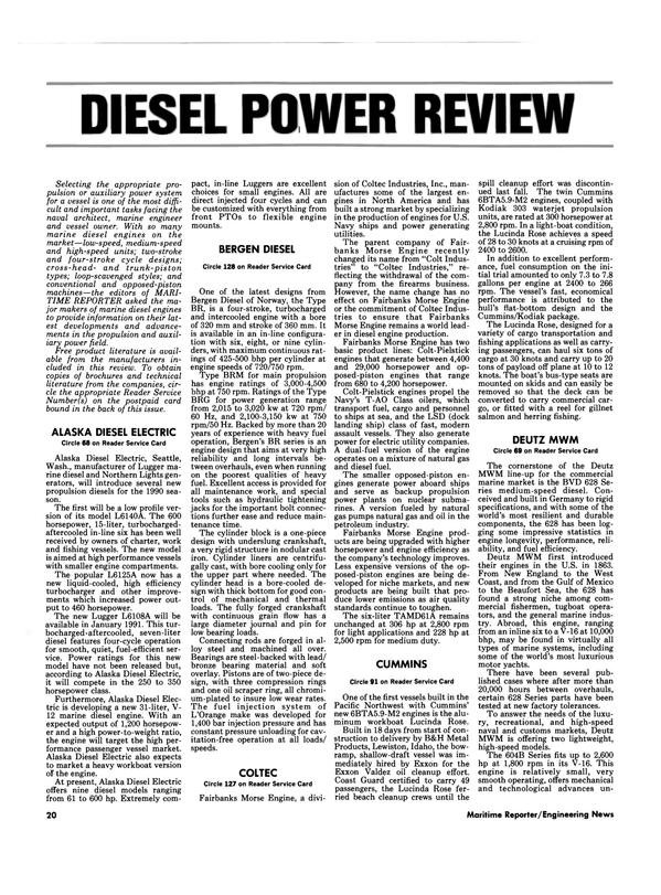 Maritime Reporter Magazine, page 19,  Jul 1990 New England