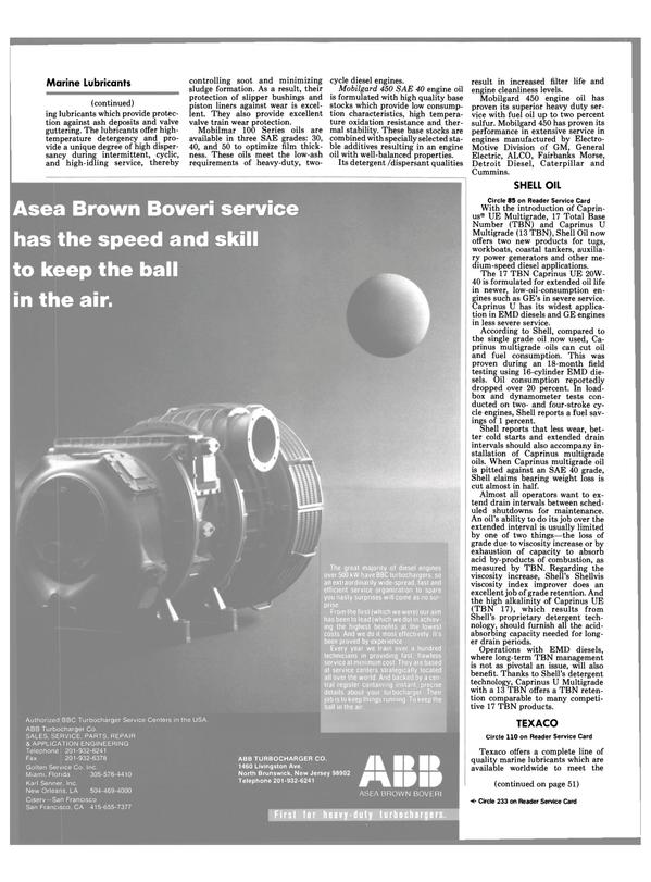 Maritime Reporter Magazine, page 33,  Jul 1990