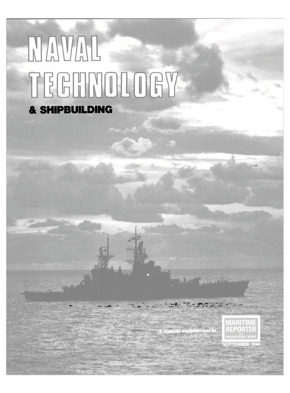 Maritime Reporter Magazine, page 33,  Sep 1990