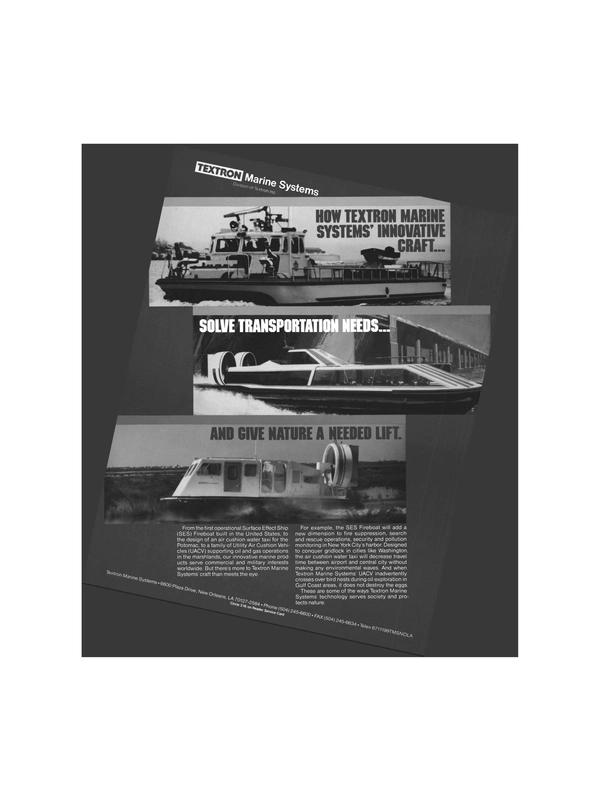 Maritime Reporter Magazine, page 11,  May 1991 Gulf coast