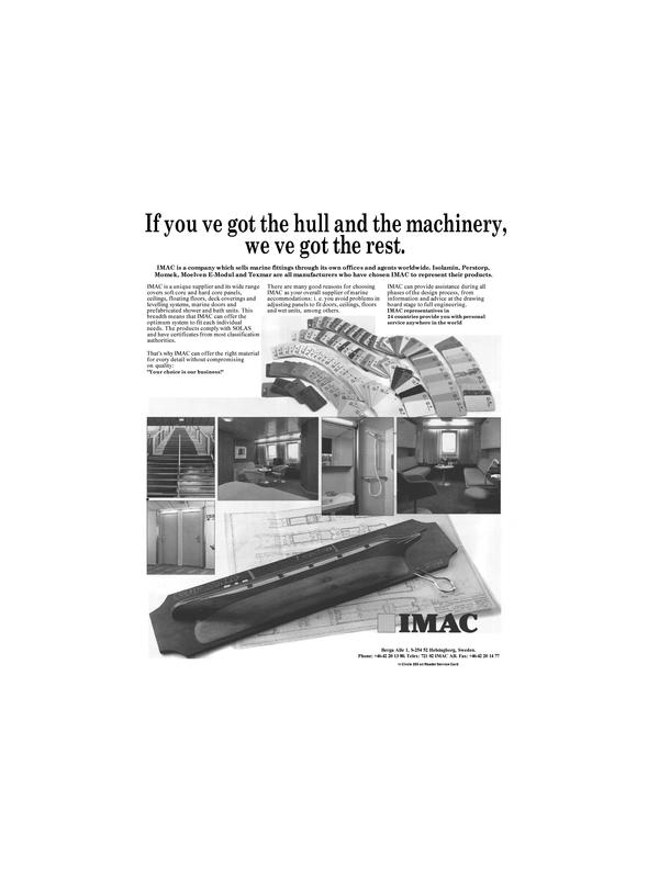 Maritime Reporter Magazine, page 10,  Nov 1991