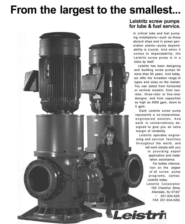 Maritime Reporter Magazine, page 15,  Apr 1992